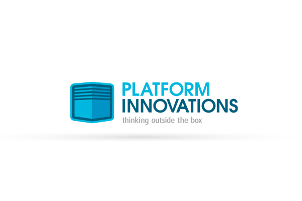 platform box design logo