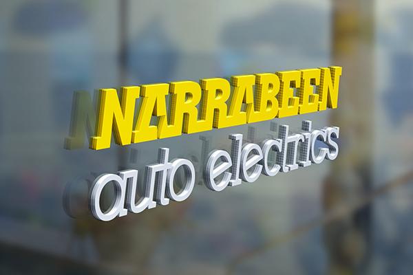 auto electricians logo