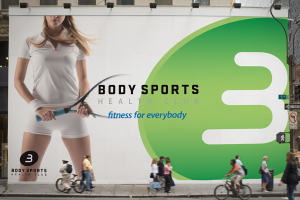 poster designs for gym health club