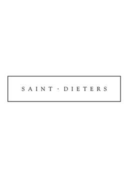 saint dieters lookbook logo