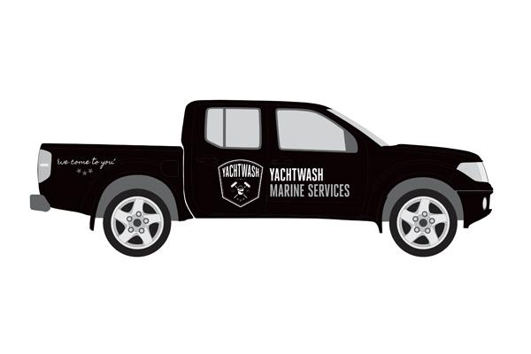 vehicle signage design