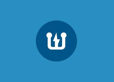 electricians logo design